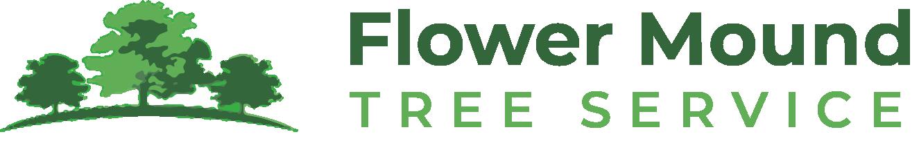 flower mound tree service logo